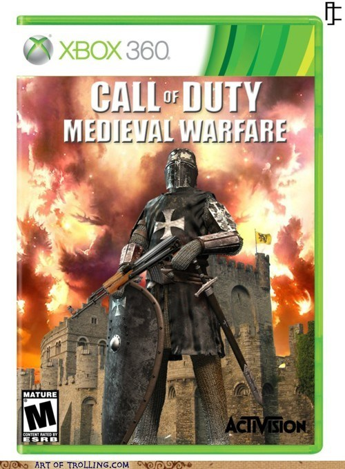 best of week call of duty medieval video games