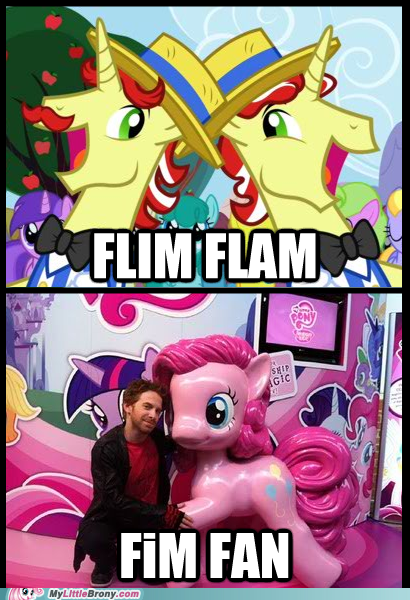 Flim Flam or FiM Fan?