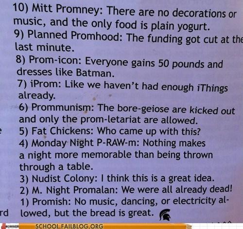 nudist colony prom ideas promish - 5981885184