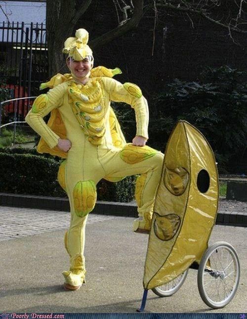 banana costume fruit what - 5982109440