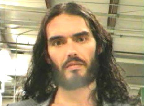 arrested,Legal Woes,new orleans,phone,Russell Brand