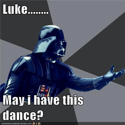 dance luke skywalker Memes star wars - 5982585600