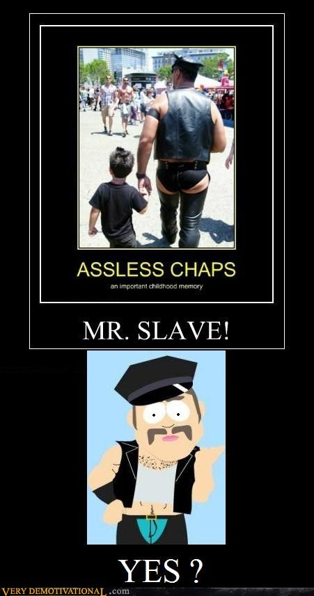 hilarious kids mr slave parents South Park - 5982610944