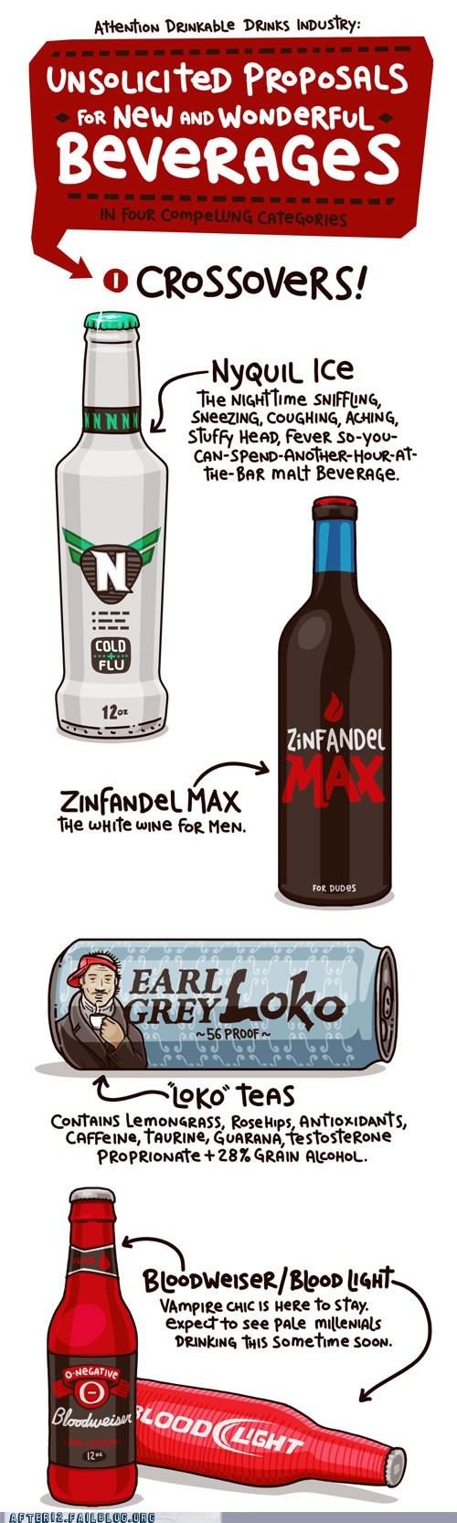 cartoons comic drink gross - 5982653696
