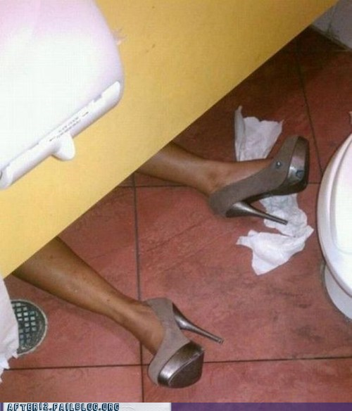 bathroom,passed out,stall,what