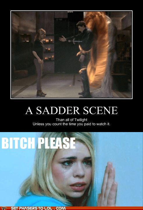 angel billie piper Buffy Buffy the Vampire Slayer crying David Boreanaz doctor who please rose tyler Sad Sarah Michelle Gellar scene - 5983113728
