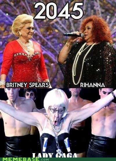 future,lady gaga,Madonna,Memes