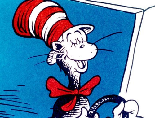 Animated Adaptation,dr seuss,the cat in the hat