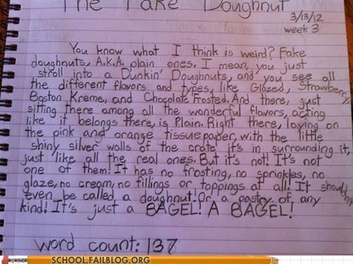 bagels doughnuts the fake doughnut twist - 5985476864