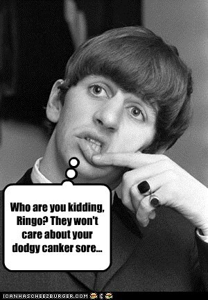 Ringo: He knows the truth