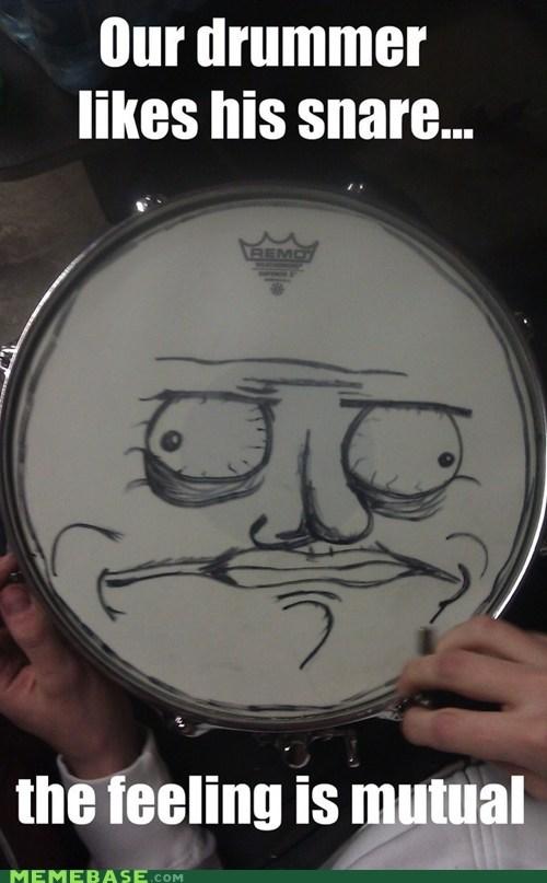 band drum king me gusta meme madness mutual - 5985757184