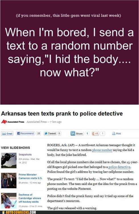 arrest,arrested,news,prank