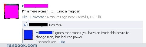 GOB,magician,touché,womenamirite