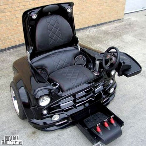 chair Like a Boss pimp riding dirty scooter swag - 5986152704