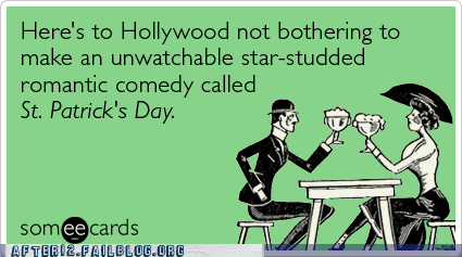 e card,Movie,St Patrick's Day,true facts
