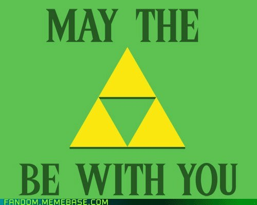 force It Came From the Interwebz legend of zelda triforce video games - 5986331648