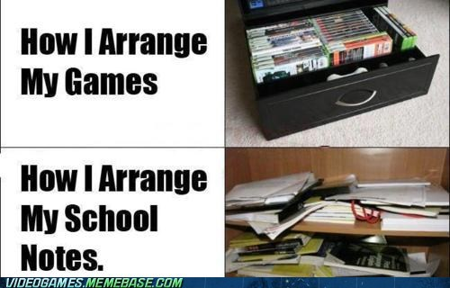 arrangement life meme school video games - 5986531328