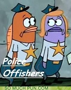 fish literalism police similar sounding syllable - 5986761728