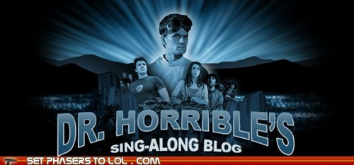 best of the week dr horrible dr-horribles-sing-along-blog interview Joss Whedon news - 5986812672