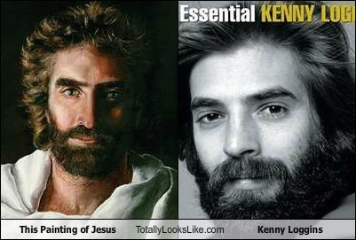 funny Hall of Fame jesus kenny loggins TLL - 5986951936