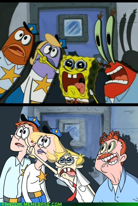 cartoons Fan Art humanized SpongeBob SquarePants - 5986982400