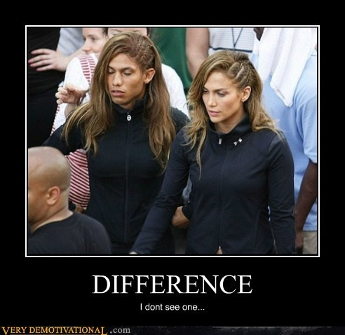 DIFFERENCE I dont see one...
