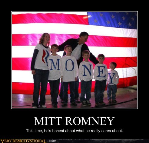 hilarious Mitt Romney money wtf - 5987238656