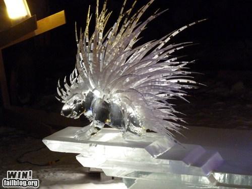 design ice sculpture statue - 5987614464