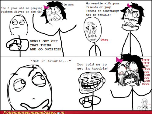 chores fuuuu go outside kids mom rage comic Rage Comics - 5987913728