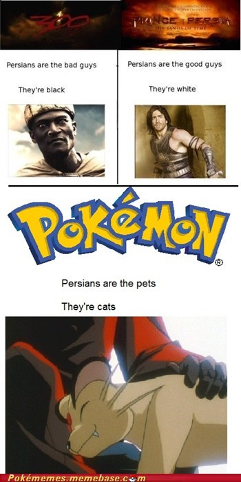 Cats comic persian pets Pokémon right idea - 5988057600