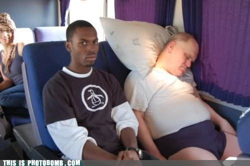 airplane asleep best of week bus Good Times the-scariest-thing-ive-seen wtf - 5988104960