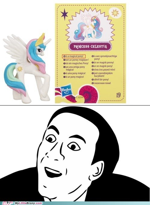 meme princess celestia you dont say - 5988515328