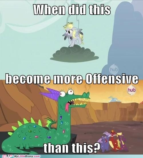crackle derpy hooves dragon meme when did this - 5989478656