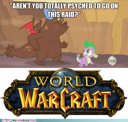 dragons raid spike TV world of warcraft WoW
