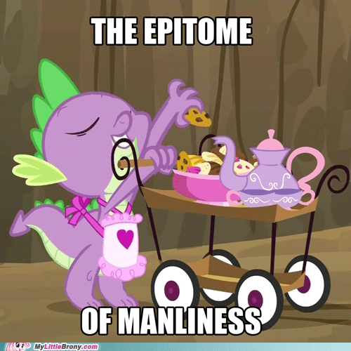 apron dragon manliness spike TV - 5991270912