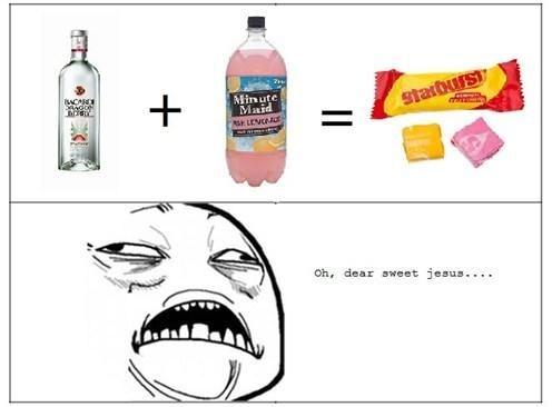 candy puke incoming starburst lemonade - 5991426560