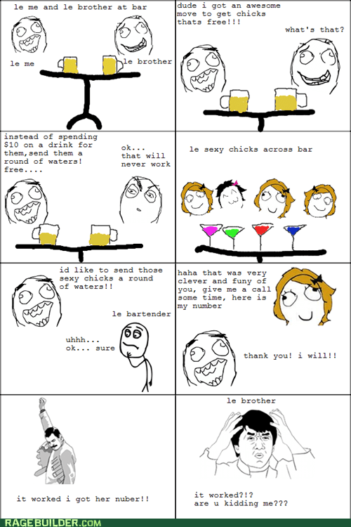 bar drinks f yeah freddie Rage Comics - 5991822336