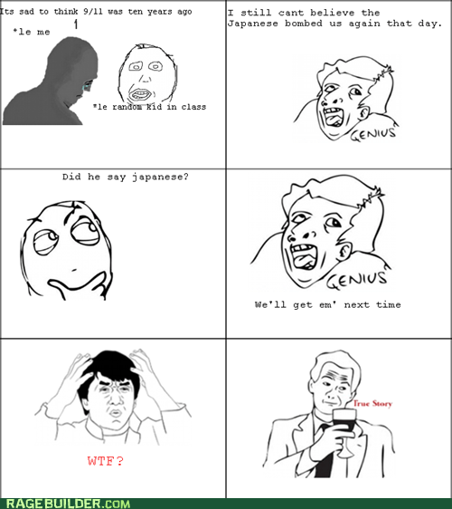 911,genius,Rage Comics,true story