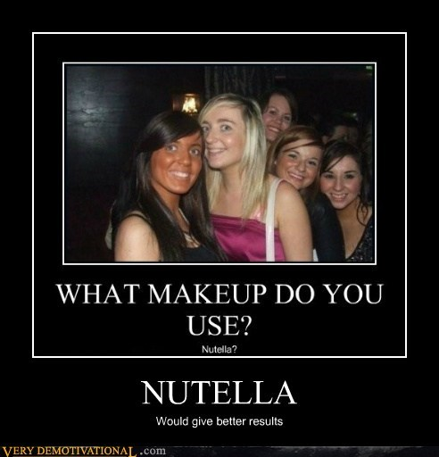 hilarious,nutella,results,wtf