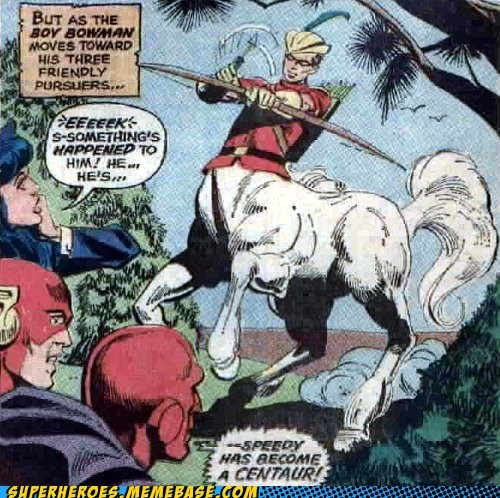 flash justice league speedy Straight off the Page wtf zatanna - 5993492480