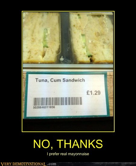 eww hilarious mayonnaise sandwich - 5993811456