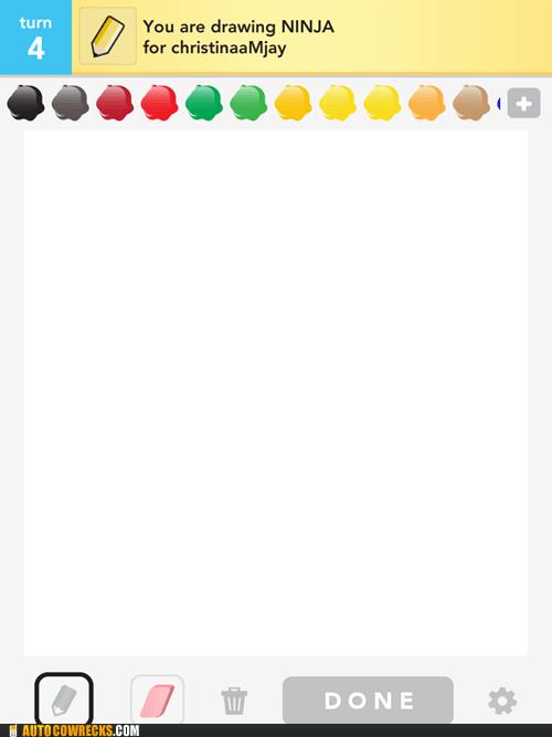 cant-see draw something ninja - 5993974272