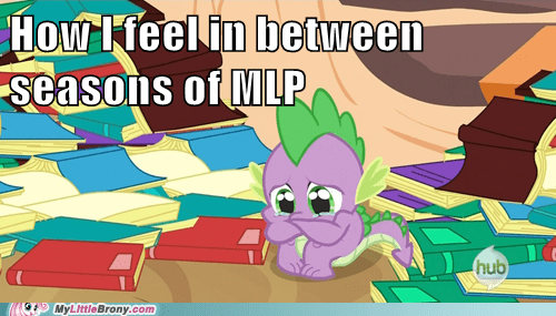 almost over meme Sad season 2 season 3 spike - 5994208512