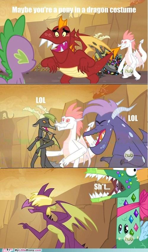 comic comics crackle dragons lol seems legit teens