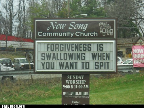 church signs fail nation innuendo religion