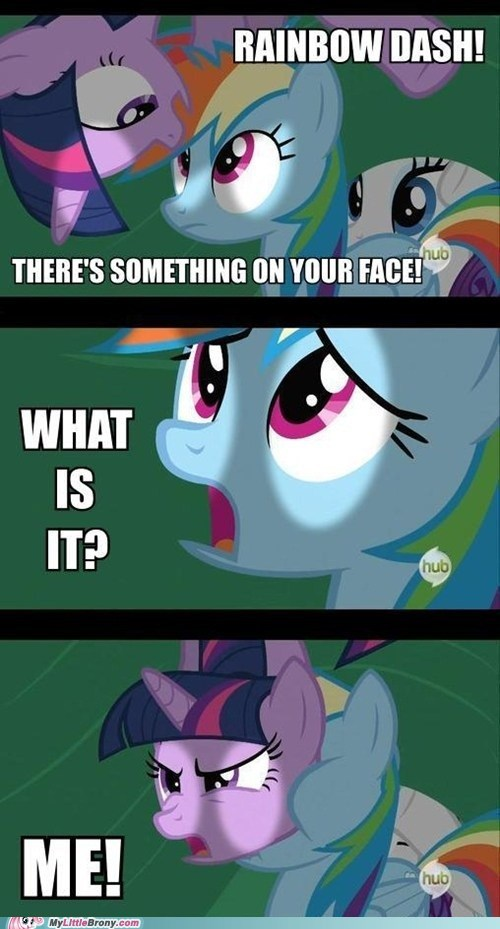 comic comics lol rainbow dash twilight sparkle - 5995082752