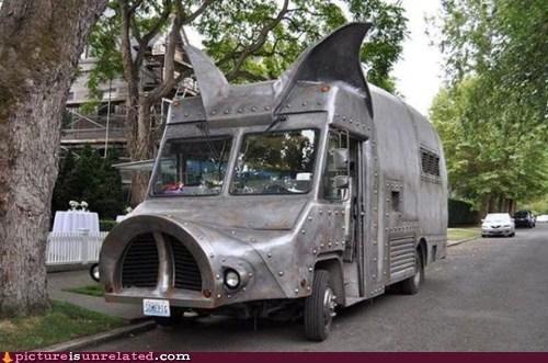 food pig truck wtf - 5995086592