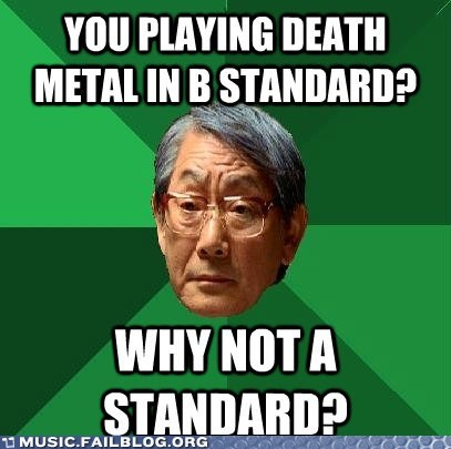 a standard b standard death metal disappointed korean father - 5996456704