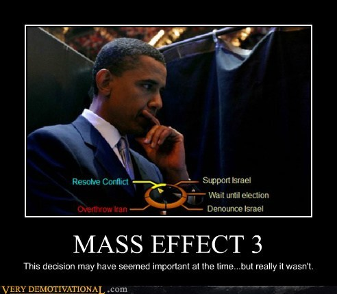 decisions hilarious mass effect 3 president wtf - 5997400064