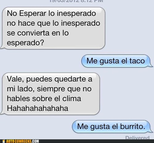 burrito languages spanish stereotypes taco - 5998035712
